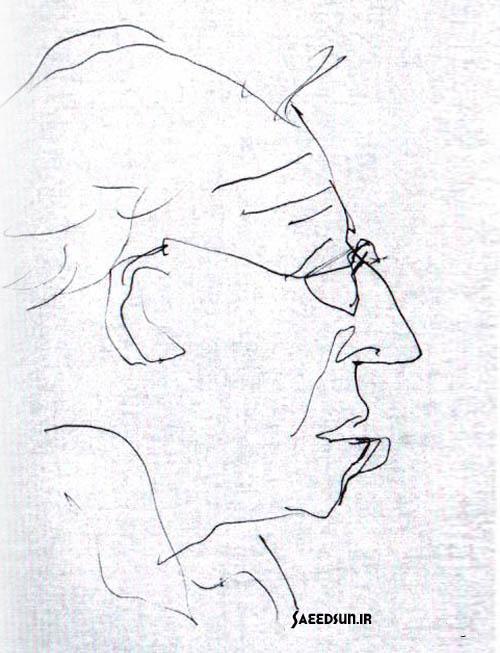 SAEEDSUN.IR mirmiran 2 مجموعه اي از اسكيس هاي استاد سيد هادي ميرميران