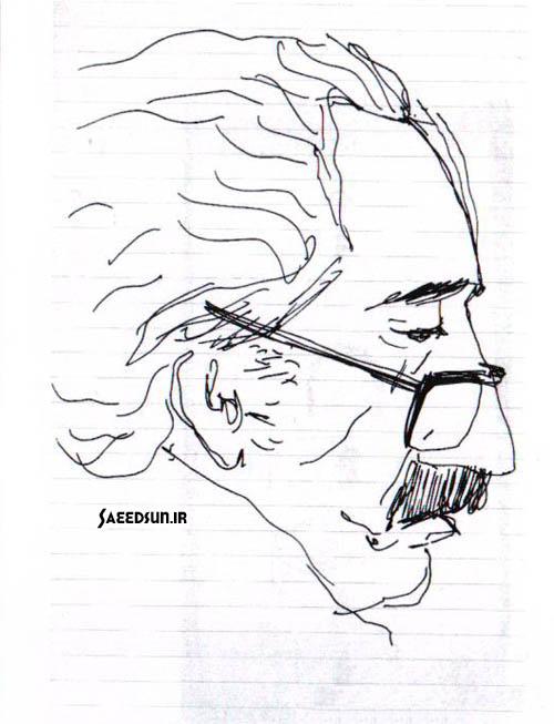 SAEEDSUN.IR mirmiran 6 مجموعه اي از اسكيس هاي استاد سيد هادي ميرميران