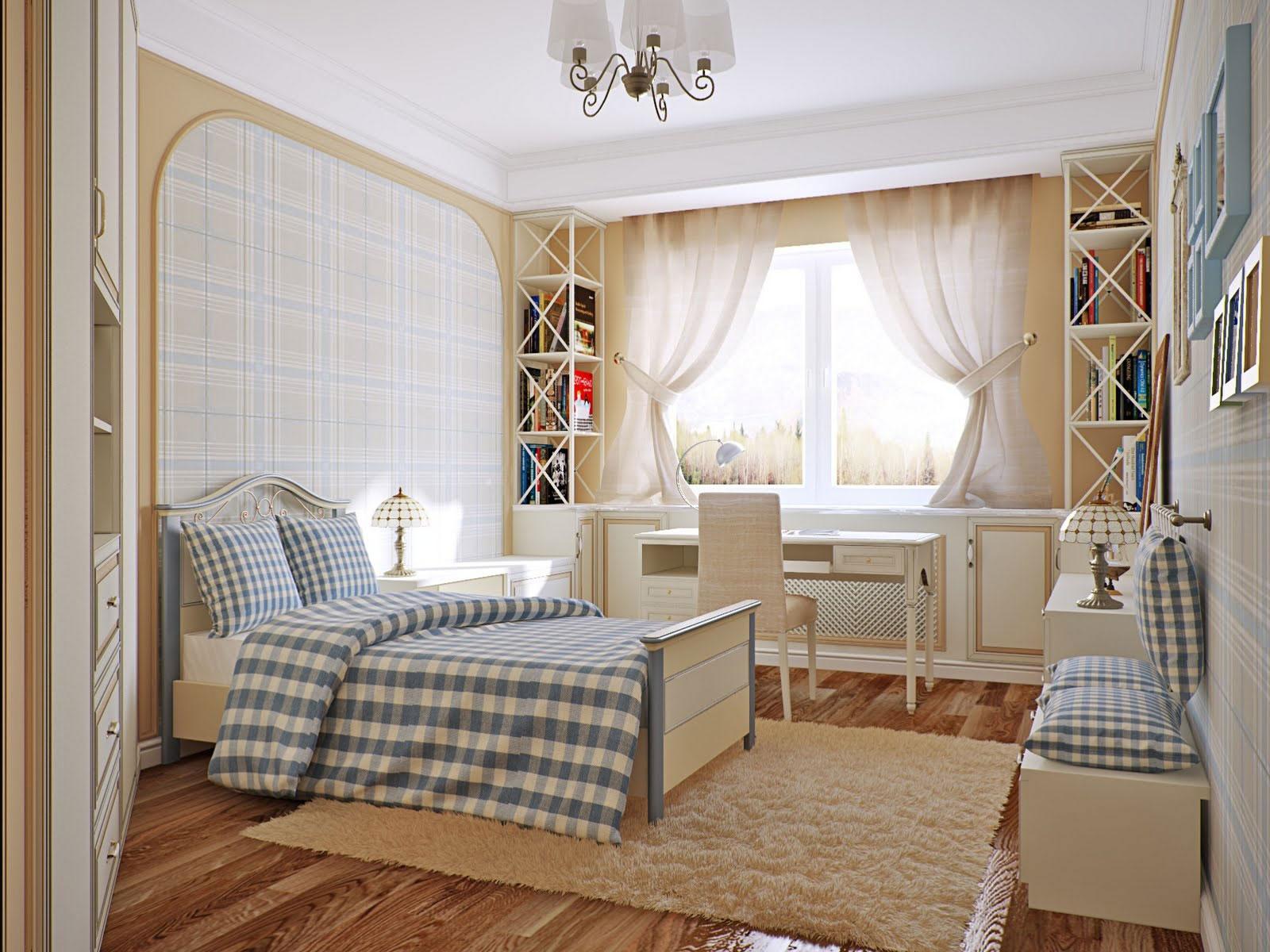 اتاق خواب هاي لوكس طراحي دبوار اتاق خواب