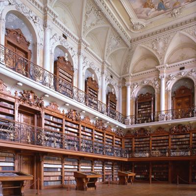 BIB 24 عکس های بسیار زیبا از زیبا ترین کتابخانه های اروپا