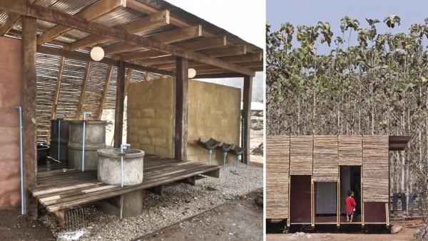 عکسهایی از دستشویی های عمومی در نقاط مختلف جهان عمومي دستشويي