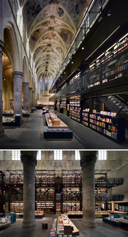 church1 20 كتاب فروشي زيباي دنيا
