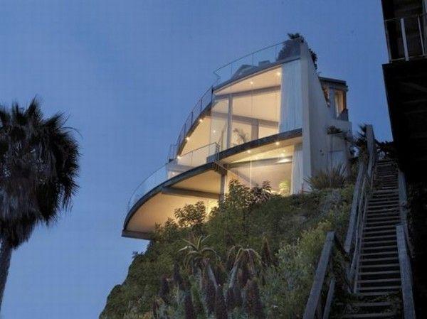 خانه هاي ساحلي زيبا ساحل خانه