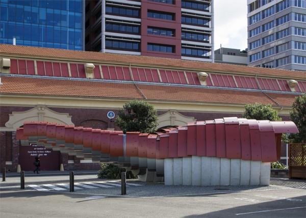 dezeen Kumutoto Toilets by Studio Pacific Architecture ss 6 600x428 عكسهايي از دستشويي هاي عمومي در نقاط مختلف جهان