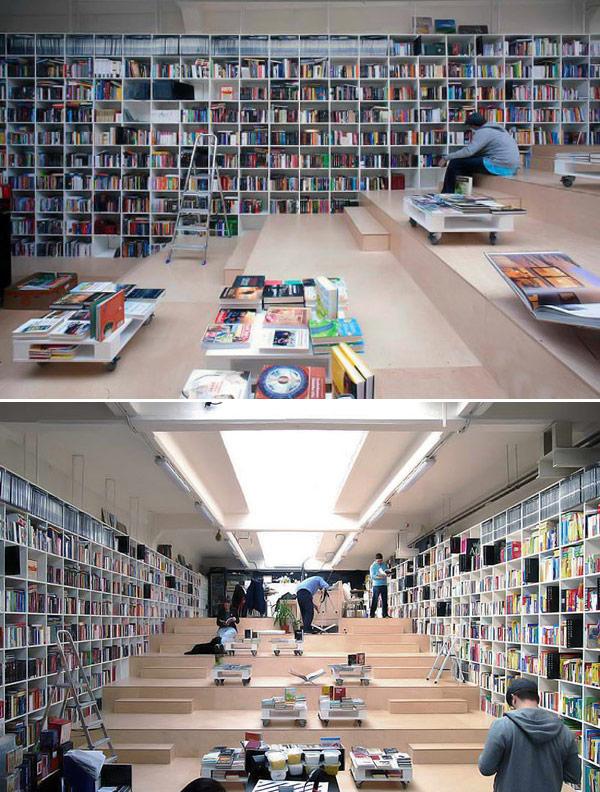 plural bookshop 20 كتاب فروشي زيباي دنيا