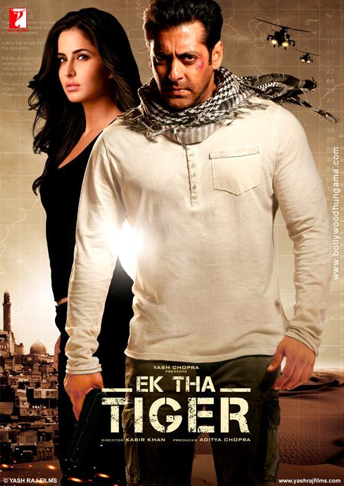 فیلم Ek Tha Tiger  عاشقانه