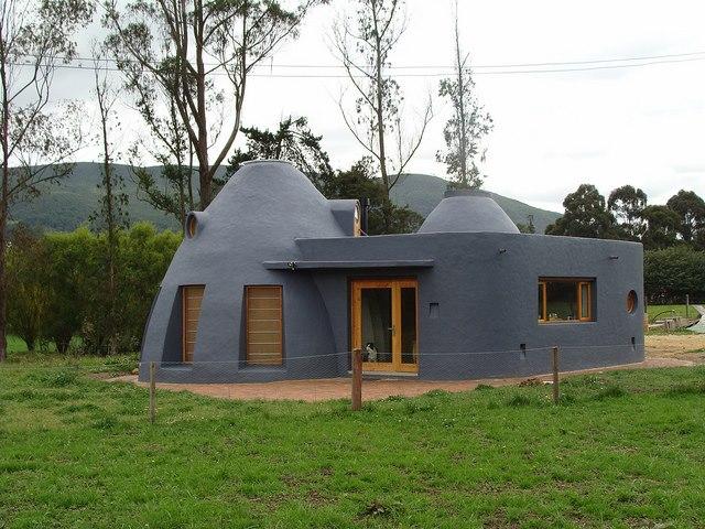 خانه سازی به وسیله سیستم ابرخشت – ارائه نادر خلیلی