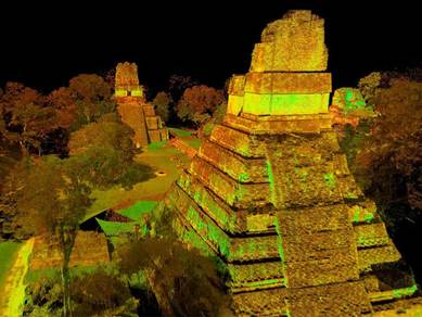عجایب باستان در تصاویر سه بعدی میراث فرهنگی