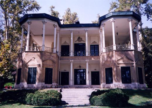 Ahmad Shah's Pavilion or Kushk-e Ahmad Shahi 2