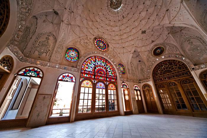 Ameriha Historic House. Kashan, Iran
