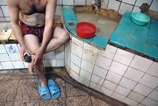 عکسهایی از حمام های عمومی حمام