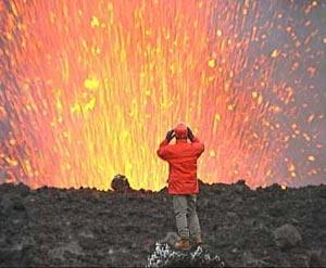 دانلود مقاله ای راجب آتشفشان