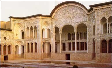 1003 معماری باستانی کاشان