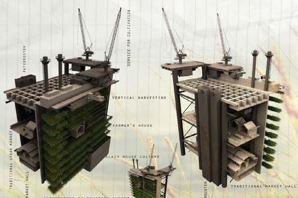EV005 مقاله ای کامل در مورد خانه های زیست سازگار