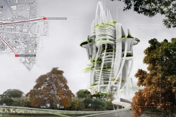 EV006 مقاله ای کامل در مورد خانه های زیست سازگار