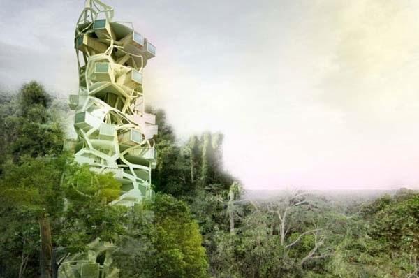 EV014 مقاله ای کامل در مورد خانه های زیست سازگار
