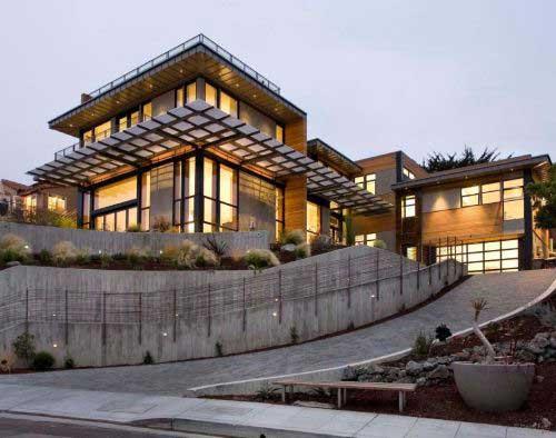 eco10 مقاله ای کامل در مورد خانه های زیست سازگار