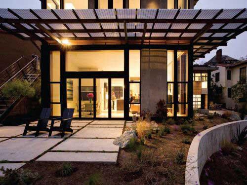 eco3 مقاله ای کامل در مورد خانه های زیست سازگار