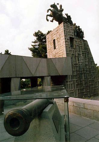 موزه آرامگاه نادری - مشهد