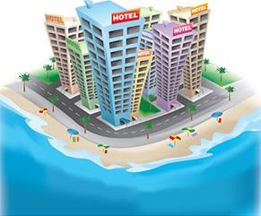 hotel1 استاندارد های طراحی نما اماکن