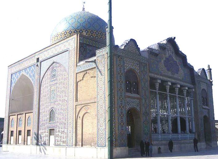 Shahzade Hossein Tomb Complex