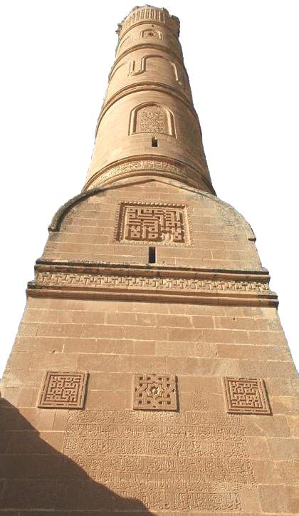Hasankeyf Kizlar Camii minaret