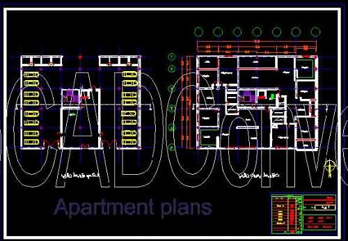 دانلود پلان فاز ۲ آپارتمان ۴ طبقه روی پیلوت فاز دو پلان آپارتمان