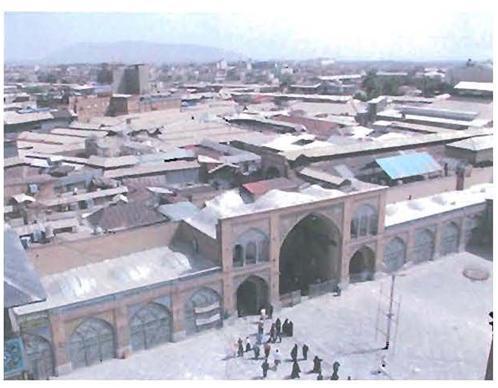 دانلود طرح مرمت مسجد امام تهران واقع در خیابان ناصرخسرو WORD