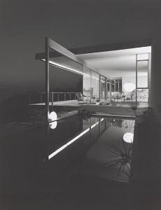 Chuey House, 1958 . Image © Julius Schulman