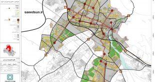 دانلود برنامه راهبردی و طرح ساختاری (جامع) شهر کرج / طرح جامع کرج کرج طرح جامع