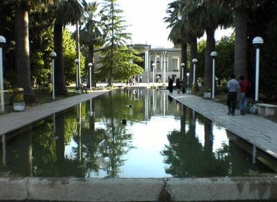 Iranian gardens - Bagh-e-Eram