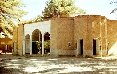 Iranian gardens - bagh-e Shokat Abad