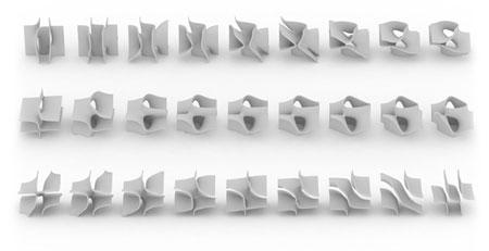 گالری ریاضیات موزه علوم لندن ؛ تجسم علم در معماری