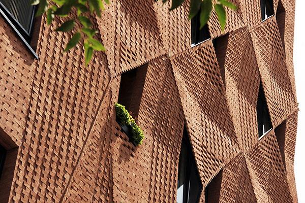 معماری و طراحی داخلی ساختمان سایهپود