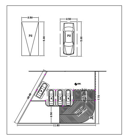 ram parking - 10 نکته برای محاسبه و اجرا و نظارت شیب رمپ در سال 97