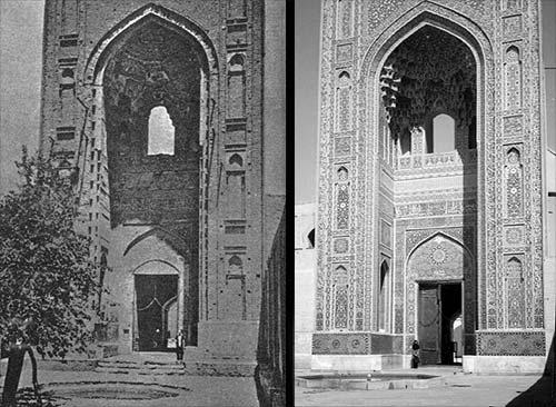 مرمت مسجد جامع یزد