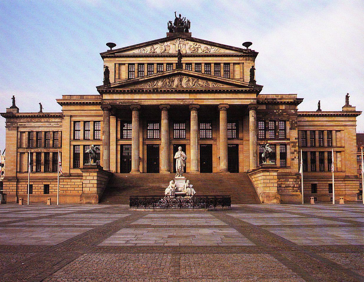 shinkel-teather berlin