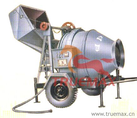 Concrete-Mixer-JZC200-